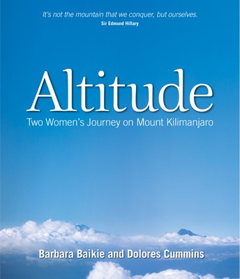 Altitude Book Cover designed by Megan Taylor