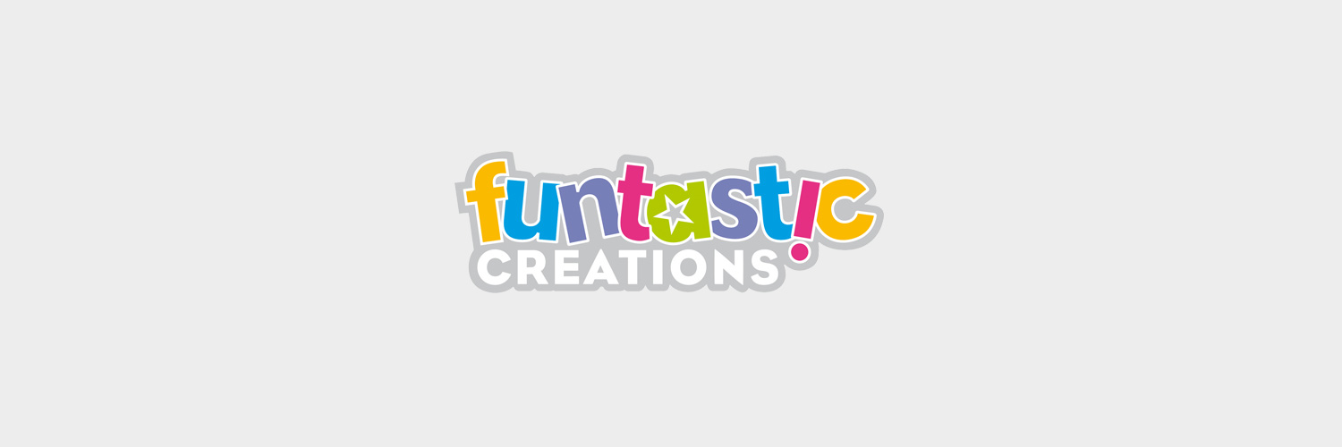 Funtastic Creations Logo Logo designed by Brisbane graphic designer Megan Taylor