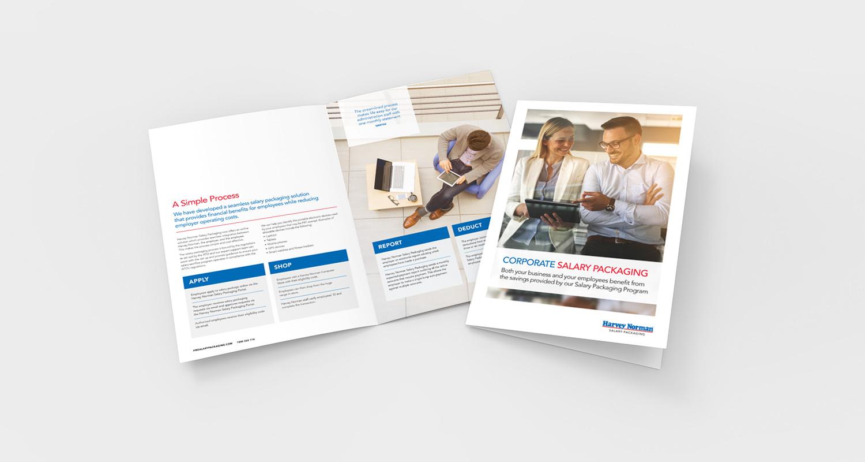 Harvey Norman Salary Packaging Brochure